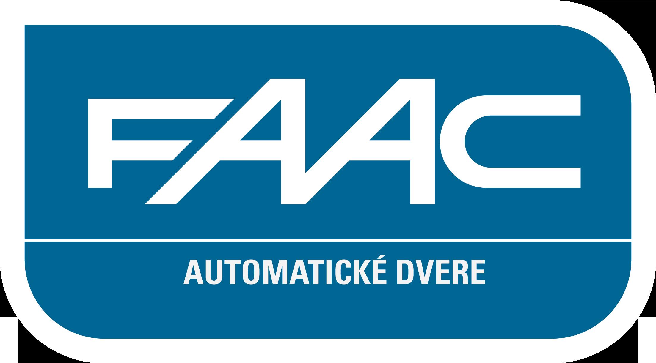 Automatické dvere FAAC