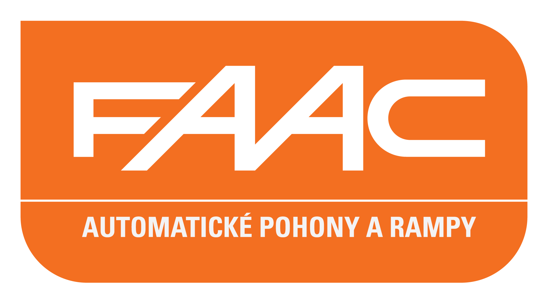 Automatické pohony a rampy FAAC