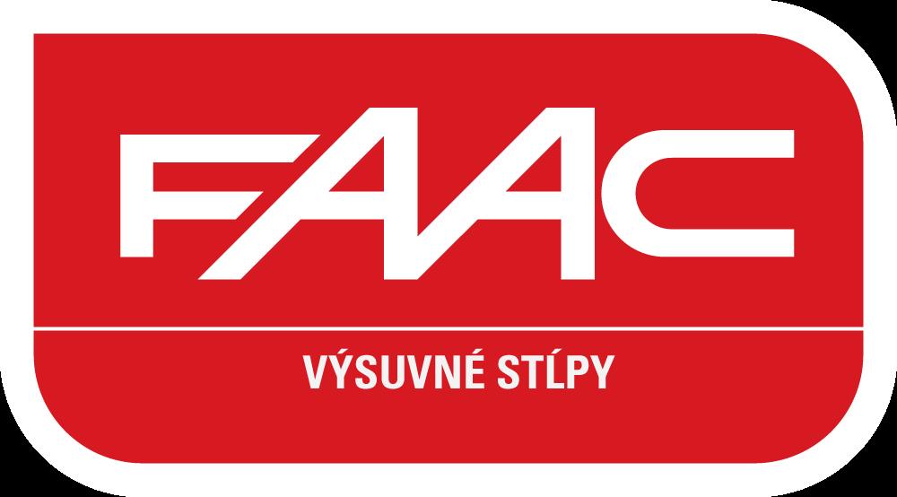 Výsuvné stĺpy FAAC