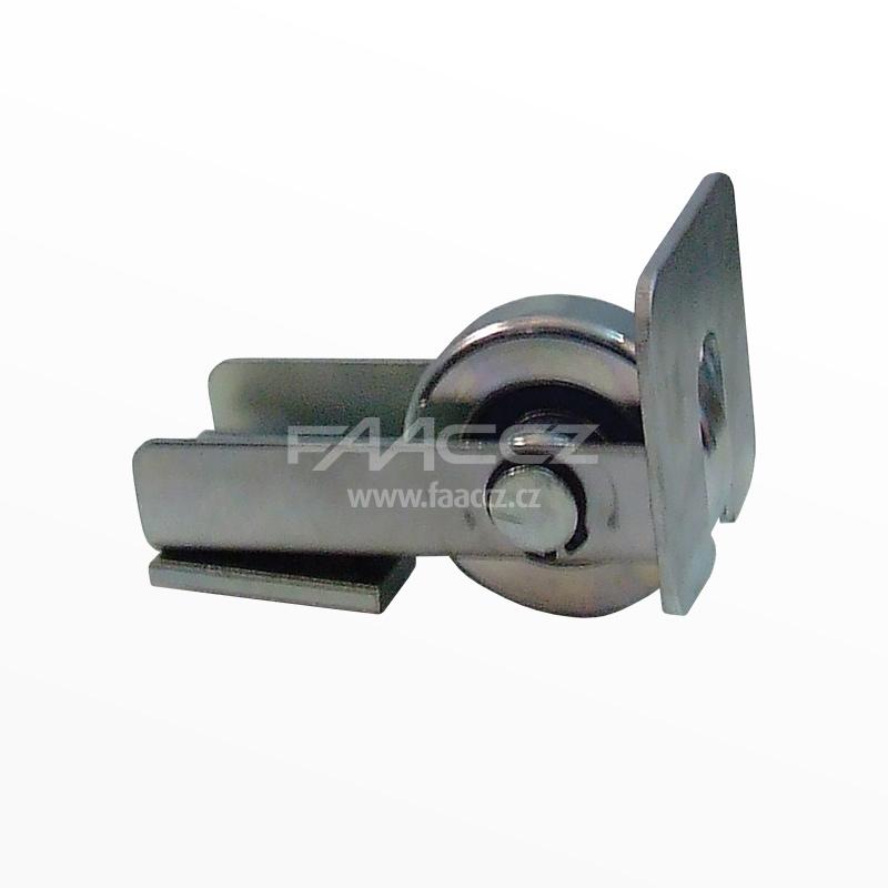 Odlehčovací kolečko s krytkou (RN80)